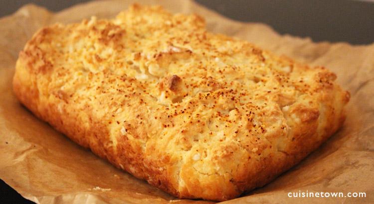 easy yougert bread